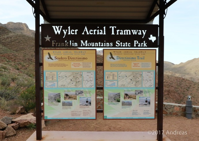 wyler-aerial tramway-trail-entrance